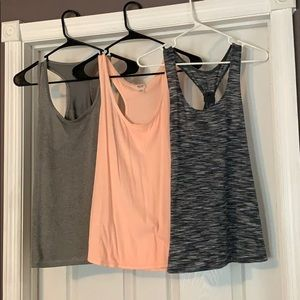 Work out tanks